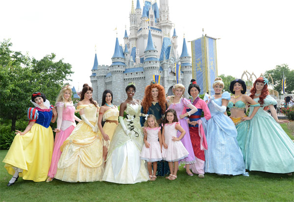 Disney Princess Royal Court