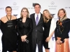 Donna Karan; Kathleen Matthews and Arne Sorenson, Marriott International; Carolyn Kremins, VP & Publisher, Conde Nast Traveler; Dorinda Elliott, Global Affairs Editor, Conde Nast Traveler