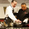 LG Show Brings Coaches into Kitchen
