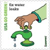 Go Green Forever Stamps to Save Energy