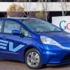 How Google Drives Honda Electric Vehicle