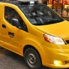 New York City Gets Nissan Taxi of Tomorrow