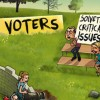 Angry Voters Ready for the Presidential Election