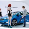 Alyssa Campanella Stars as a Robot in Car Ad