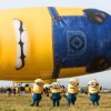 Universal Pictures' Blimp for Despicable Me 2