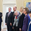 President Obama Meets U.S. Laureates of Kavli Prizes