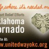 Ads Encourage Support for Tornado Relief Efforts