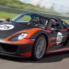 Porsche Introducing the 918 Spyder