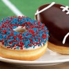 Tim Hortons' Game Day Donuts for Football Fans