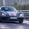 Porsche 918 Spyder's New Nurburgring Record