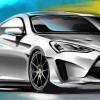 Hyundai Creates Legato Concept Genesis Coupe