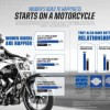 Female Motorcycle Riders Feel Happier: Study