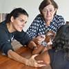 Angie Harmon Visits Nicaragua for UNICEF