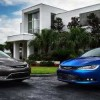 Chrysler Unveils 2015 Chrysler 200 Sedan