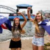 Sydney Shines with Australia Day Celebrations