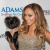 TV Star Melissa Gorga Struts the Red Carpet Just for Pets