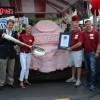 "Here's the ""World's Largest Ice Cream Scoop"""