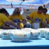 World Record: 473 Ice Cream Cups in Just 3 Minutes