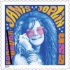 Janis Joplin Honored with Music Icons Forever Stamp