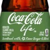 Reduced Calorie Cola Coca-Cola Life Arrives on the U.S. Shelves