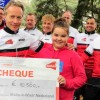 Cromax Bike Team Netherlands Cycles for Make-A-Wish