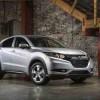 Honda HR-V Crossover Makes North American Debut