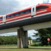 Watch the Maglev Train That Flies…And It's Fun