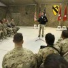 Ash Carter to Troops in Kandahar: You Are My Priority