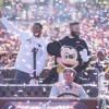 Super Bowl Stars Go to Disneyland!