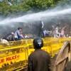 "Kisaan Satyagraha Against BJP's ""Land Snatching Ordinance"""