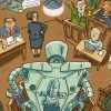 Future of Crime: Attack of the Killer Robots