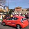 Run for Clean Air with Toyota Hybrids