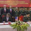 Vietnam, U.S. Sign Joint Vision Statement