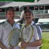 Twin Tennis Pros Set to Break Guinness World Record