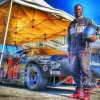 Meet NASCAR Racing Ambassador Jesse Iwuji