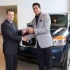 How Marcus Mariota Won the Nissan SUV