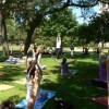 Free Yoga Classes at the Cleveland World Festival