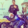Cricketer Yuvraj Singh Launches YouWecan Bike Kit