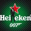 Daniel Craig as James Bond in Heineken Spectre TV Ad