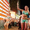 Nude Rebtel Desi Dancers Take Over Times Square