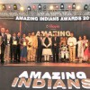 Narendra Modi Gives Away Amazing Indians Awards