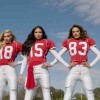 Score More: How Victoria's Secret Angels Play Football