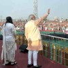 Modi Attends Environmentally Dangerous Hindu Festival