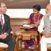 US and India Join Hands for 'Make in India' Project