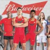 Six Athletes Join Budweiser Team for Rio Olympic Games