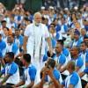 Narendra Modi Celebrates Yoga Day in Chandigarh