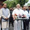 Narendra Modi Expects Good Debates in Parliament