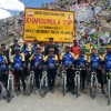 Divyang Yodhas Participate in Cycling Expedition