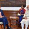 What Did John Kerry Discuss with Narendra Modi?