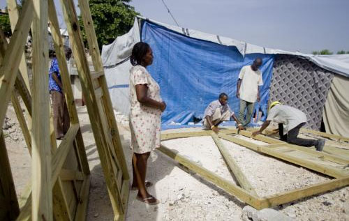 CARE Cares for Quake-hit People in Haiti
